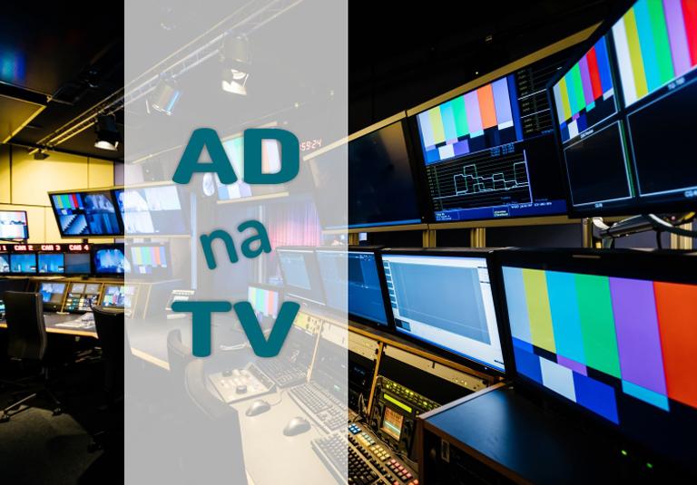 AD na TV